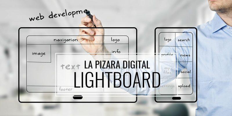 lightboard-pizarra-digital