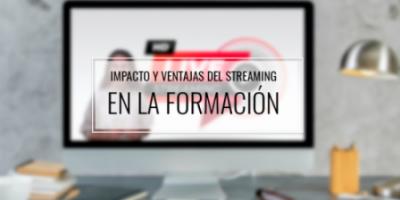 Formación en Streaming