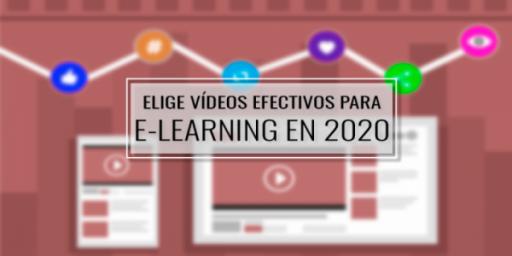 videos efectivos para el e-learning